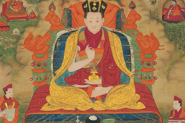 Ninth Karmapa, Wangchung Dorje